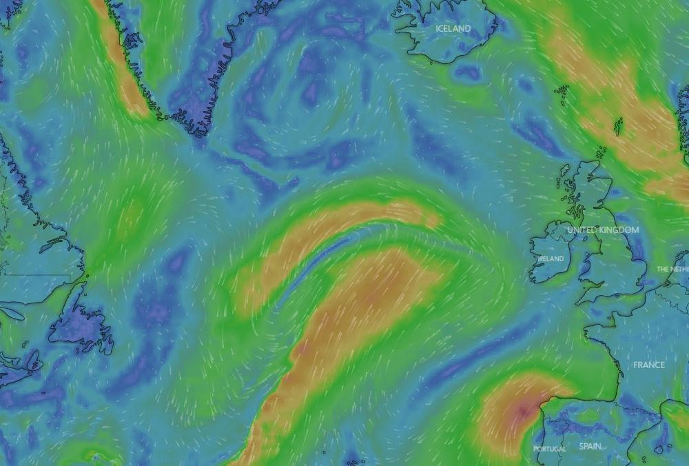 Vendée Arctique - Partenza + 72
