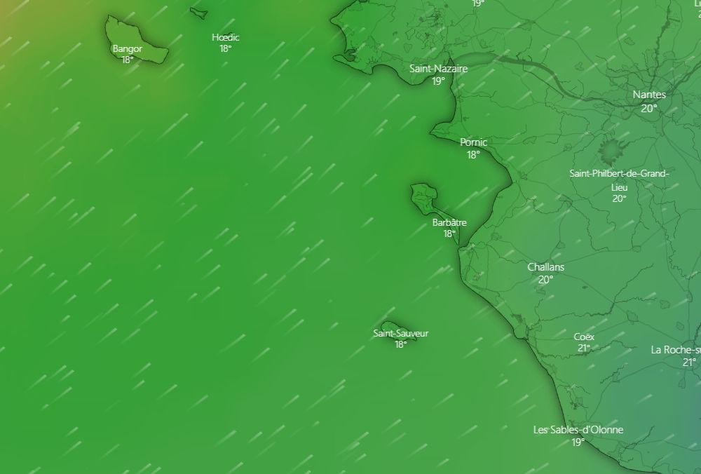 Vendée Arctique - Le fasi più critiche della regata