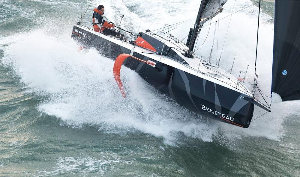 Barche a vela con foil - Figaro 3