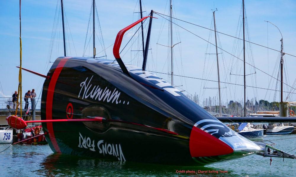 Barche a vela con foil - IMOCA Charal (4)