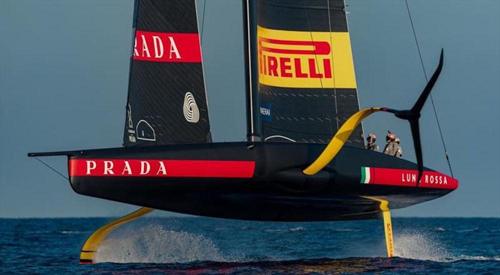 Barche a vela con foil - Luna Rossa Prada Pirelli (4)