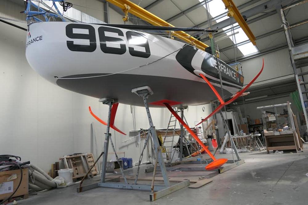 Barche a vela con foil - Mini 650 Pogo Structures Foiler
