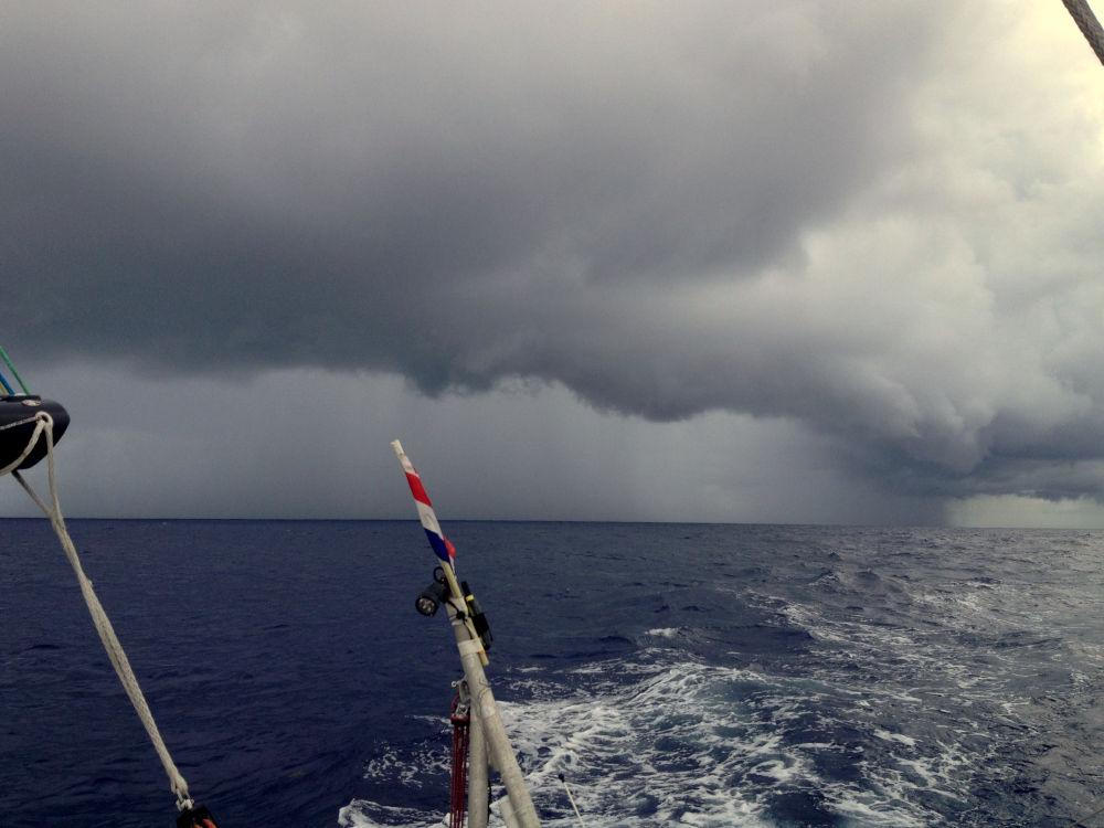 Le condizioni variabili della corrente del Golfo