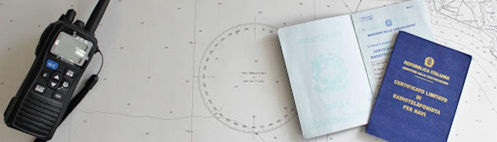 Normativa della nautica - Certificato limitato di Radiotelefonista per navi
