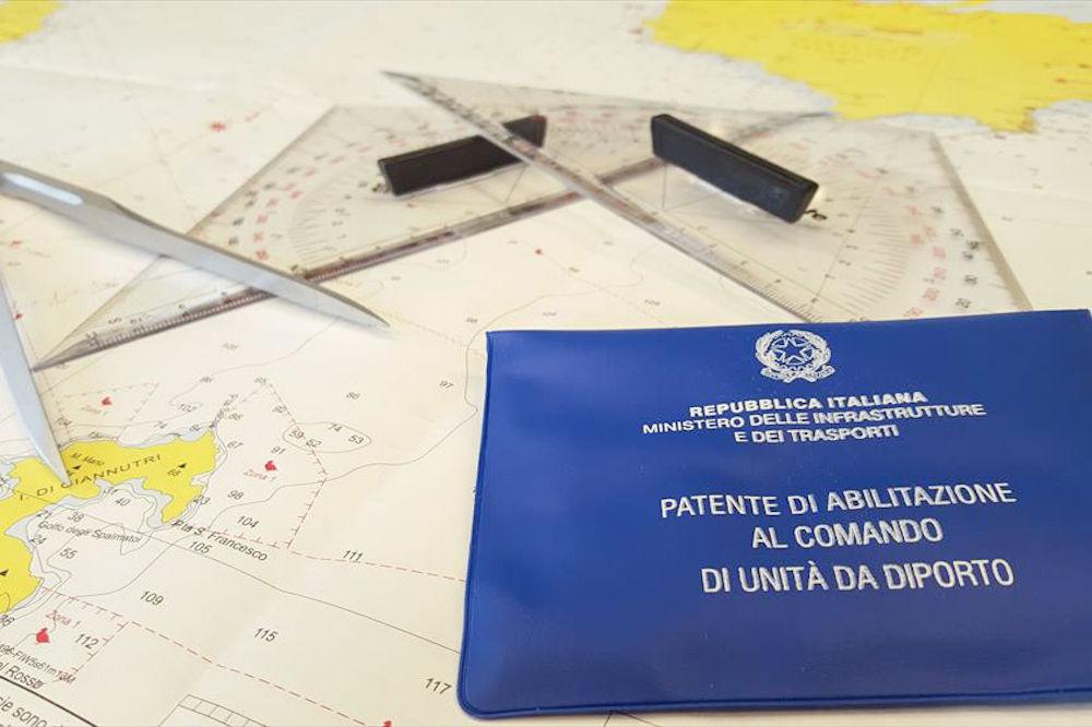 Normativa della nuatica - Patente nautica