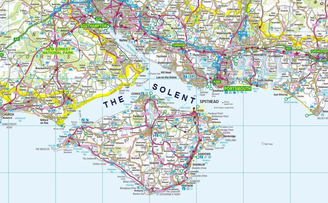 Solent - Regno Unito